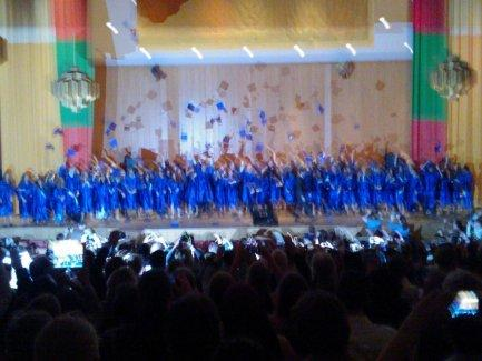 Graduation and End of Year Ceremony