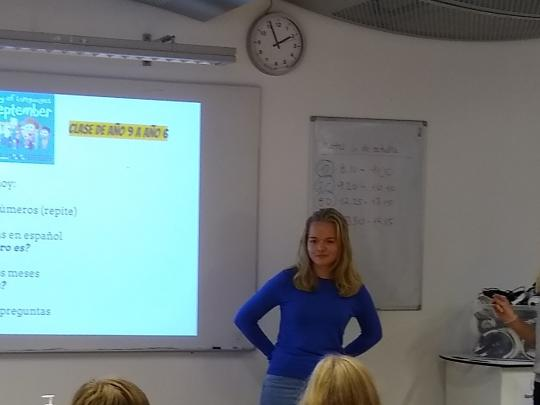 European Day of Language at IES Nacka